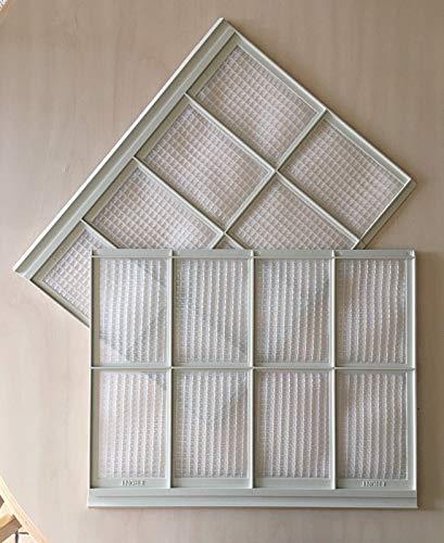 YuXuan Pavilion Replace GE Zoneline AC Air Filters Set of 2 for PTAC Models AZ45 or AZ65