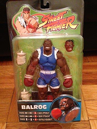 Street Fighter Actionfigur Serie 3 - Balrog