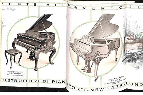 Steinway & Sons Pianoforte Fabrikanten (catalogo)