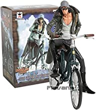 Scallion Anime Kuzan Aokiji Figure Toy The Grandline Vehicle PVC Collectible Model Figurine Thing You Must Have The Favourite Anime Superhero Party Decorations Unboxing Kit