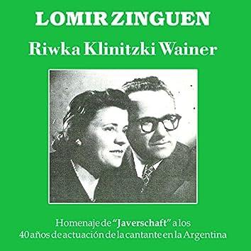 Lomir Zinguen