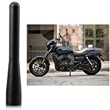 Stubby Antenna Replacement Fit for Harley-Davidson Motorcycles 1998-2019 Accessories| 4 inches