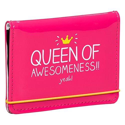 Happy JacksonReina de Awesomeness titular de la tarjeta