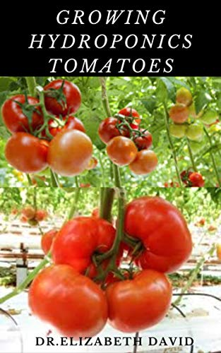 GROWING HYDROPONICS TOMATOES: Easy Step by Step Guide To Growing Tomatoes Hydroponically