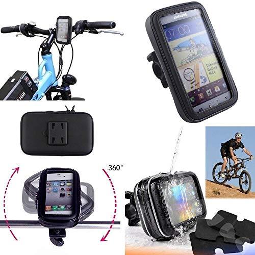 TrAdE Shop Traesio Supporto Porta per Bici Bicicletta Moto Custodia Impermeabile iPhone 6-6 Plus