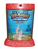 Big Time Toys Sea Monkeys Ocean Zoo Deluxe Kit Set- Colors May Vary