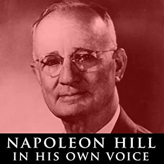 Napoleon Hill in His Own Voice cover art