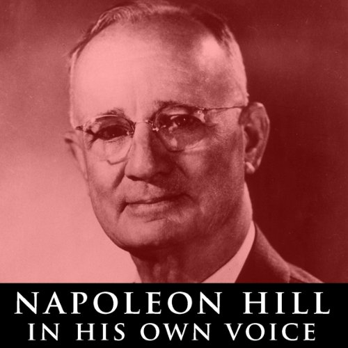 Napoleon Hill in His Own Voice Titelbild