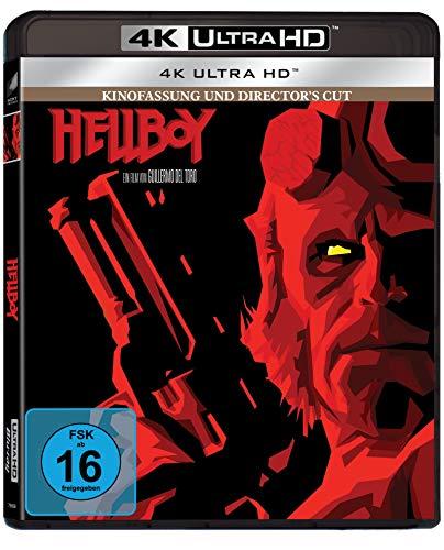 Hellboy (Director's Cut) 4K UHD [Blu-ray]