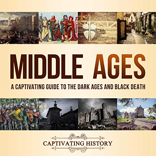 Middle Ages audiobook cover art