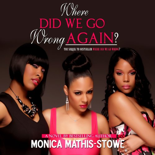 Where Did We Go Wrong Again? audiobook cover art