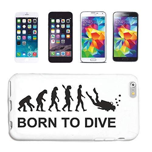 Helene Handyhülle kompatibel für iPhone 6 Taucher Diving TAUCHSPORT TAUCHSCHEIN TAUCHURLAUBHardcase Schutzhülle Handycover Smart Cover