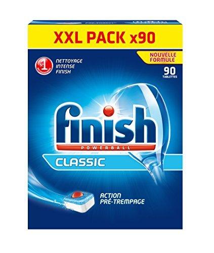 professionnel comparateur Exit Onglets pour lave-vaisselle Powerball Classic – 90 Onglets allant au lave-vaisselle choix