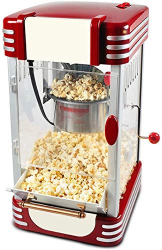 ZHIRCEKE Máquina de Palomitas de maquinaria automática, Mini Mini Mini máquina de...