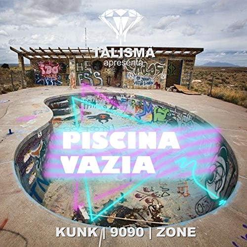 Talismã Lab feat. Kunk, 9090 & Zone