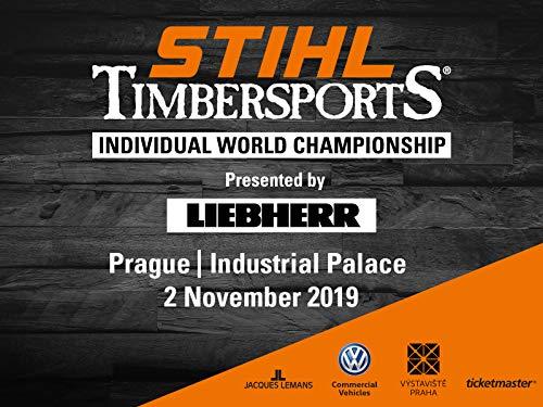 Stihl Timbersports® Individual World Championship 2019 Part1 - First Round