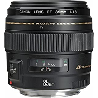 Canon EF 85mm f/1.8 USM Medium Telephoto Lens for Canon SLR Cameras - Fixed (B00007GQLU) | Amazon price tracker / tracking, Amazon price history charts, Amazon price watches, Amazon price drop alerts