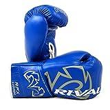 RIVAL Blue RFX - Guerrero Pro Fight Guantes de Boxeo - HDE-F