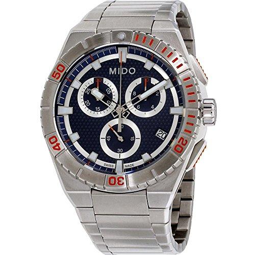Mido Ocean Star, di orologio 44mm Batterie Analog m0234171104100