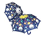 Floss & Rock Space/Universe Color Changing Umbrella Standard