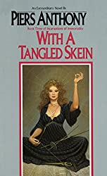 Cover of With a Tangled Skein