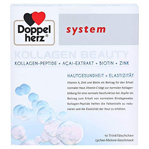 Doppelherz system Kollagen Beauty Trinkfläschchen, 10 pzas Solución