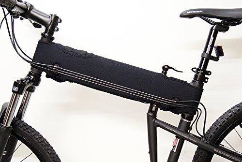 Montague Bikes Protective Neoprene Frame Cover for Montague MTB's: Black (20' (L))