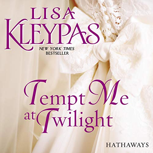 Tempt Me at Twilight: A Novel Audiobook By Lisa Kleypas cover art