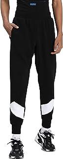 PUMA Rebel Pants TR Pantalon De Jogging Homme, Noir (Puma Black), M