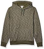 Amazon Essentials Hooded Fleece Sweatshirt Fashion-Hoodies, Olive Space-Dye, US XXL (EU XXXL-4XL)