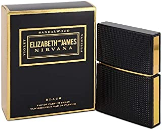 Elizabeth & James Nirvana Black Edp Spray Womens Perfume Nib, 1.0 Ounce
