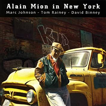 Alain Mion in New York