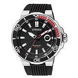 [シチズン] 腕時計 CITIZEN海外モデル エコ・ドライブ 特定店取扱いモデル AW1420-04E メンズ ブラック