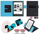 Hülle für Kobo Aura Tasche Cover Case Bumper | in Schwarz