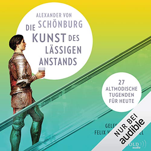 Die Kunst des lässigen Anstands audiobook cover art