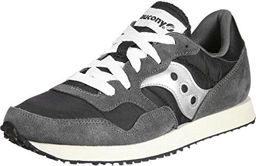 OfferteWeb.click RG-saucony-dxn-trainer-vintage-sneaker-uomo-nero-blk-sil-6
