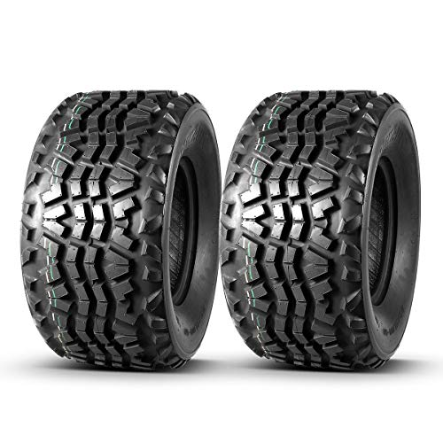 MaxAuto ATV Tires 23X11X10 23x11-10 Replacement for Kawasaki Mule Tires 6 Ply 2 set