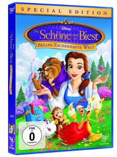 Die Schöne und das Biest: Belles zauberhafte Welt [Special Edition]