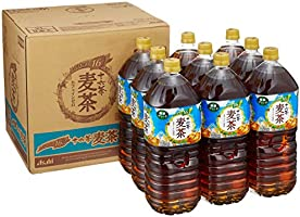 [Amazon限定ブランド] #like アサヒ飲料十六茶麦茶お茶 2L×9本