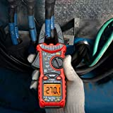 Zoom IMG-1 pinza amperometrica kaiweets multimetro automatica