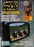 MOTO REVUE [No 2799] du 14/05/1987 - SPECIAL TOURISME - COMPARATIF MNOSTRE - CAVALCADE - VENTURE - ASPENCADE - LES SUPER...