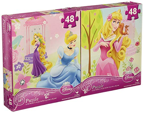 Disney Princess Assorted Puzzle 48 Pc