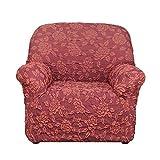 CASATEXTIL by Canete Funda para sofá FLO de 3 plazas, color lila