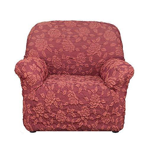 CASATEXTIL by Canete Sesselschoner Premium Qualität | Sesselhusse aus festem und haltbarem Stoff | Sesselhusse für Armsessel unterschiedlicher Größe | 1/2/3-Sitzer Sesselüberwurf | Sesselhussen