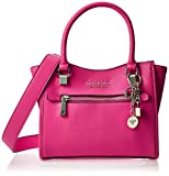GUESS Lias Small Girlfriend Satchel Hibiscus One Size