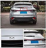 wangjianbin 1 Pc 3D MéTal Bat Batman M Logo EmblèMe De Voiture Avant ArrièRe Badge Autocollant Decal pour Mazda 3 5 6 Car Styling Accessoires