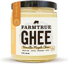 product image for Farm True Ghee, Vanilla Maple Chai