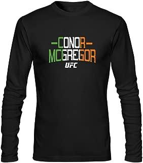 Mens Conor McGregor UFC Long Sleeve Shirt