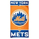 "Offizielles MLB ""New York Mets"" Strandhandtuch in 75x150 cm -"