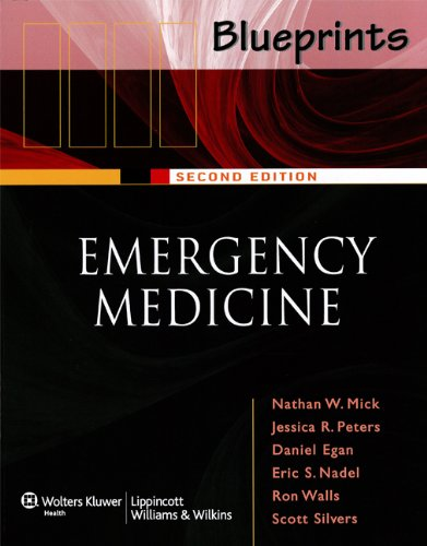Blueprints Emergency Medicine (Blueprints Series)